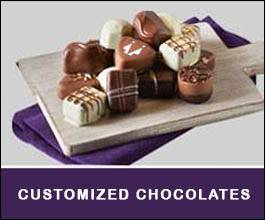 Customized Chocolates