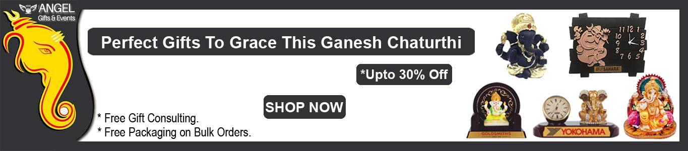Ganesh Chaturthi Special Gifts
