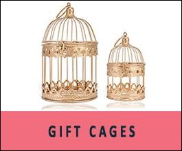 Gift cages