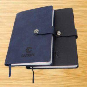 PU Leatherite Notebook Diaries