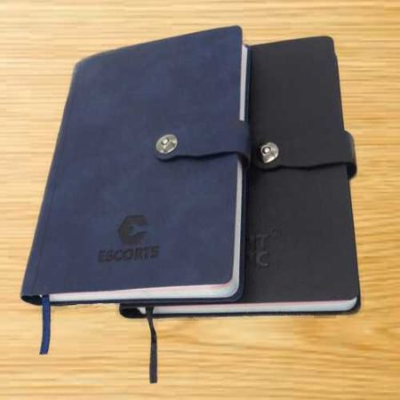 PU Leatherite Notebook Diaries