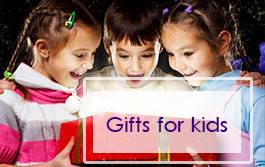 Gifts for kids, Occasional gifts.