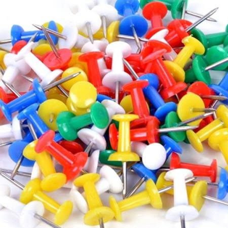 Paper Clips and Pins
