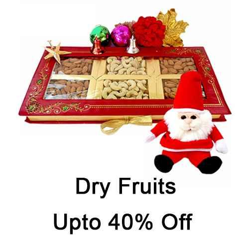 Dry Fruits for christmas