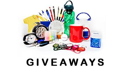 Giveaways