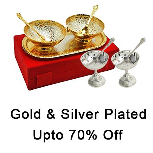 Gold Silver plated gifts