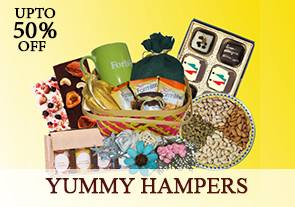 Yummy Hampers