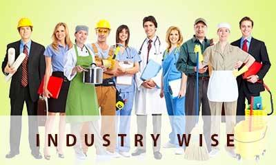 industry wise products