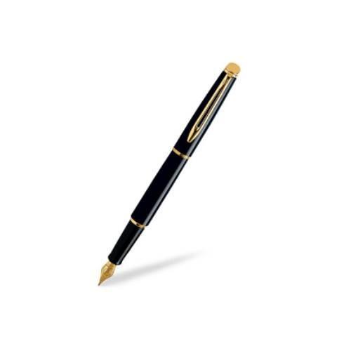 Waterman Hemisphere Mars Black GT Fountain Pen fine