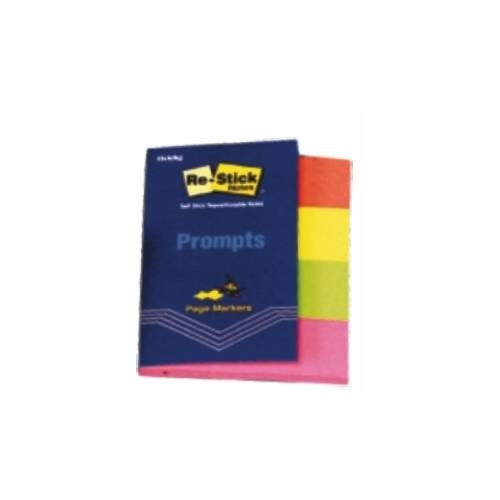 ODDY - Re Stick Paper Notes Page Maker (set of 4 colors) 1x4 inch