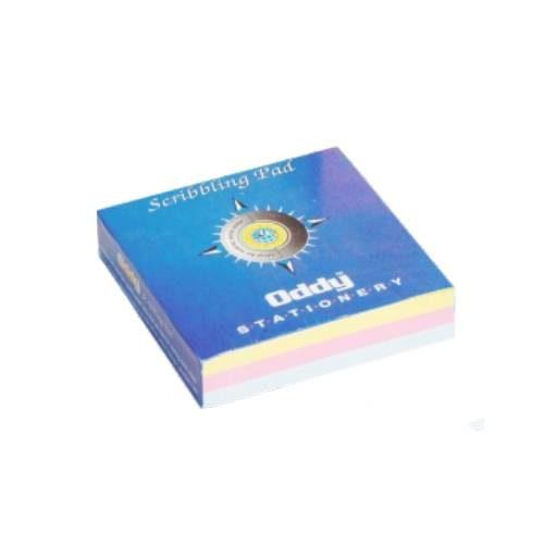 ODDY - Scribbling Paper Pad , 240 sheet (95mm X 95 mm)