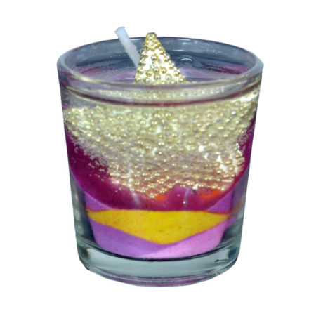 Star Gel Candle