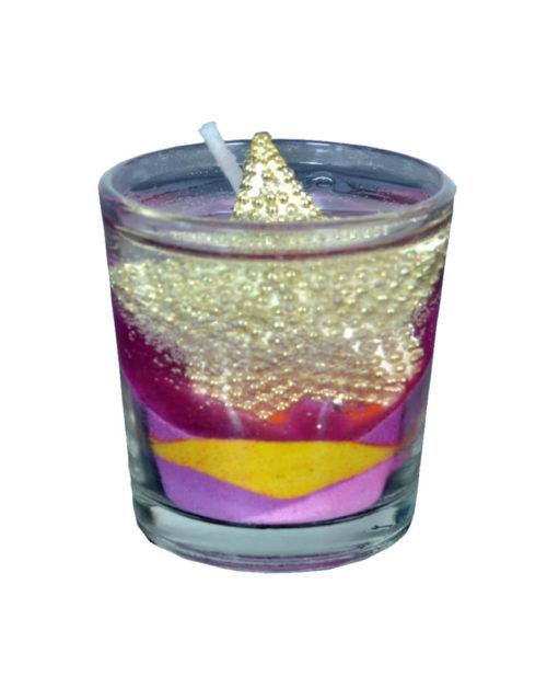 Star Gel Candle