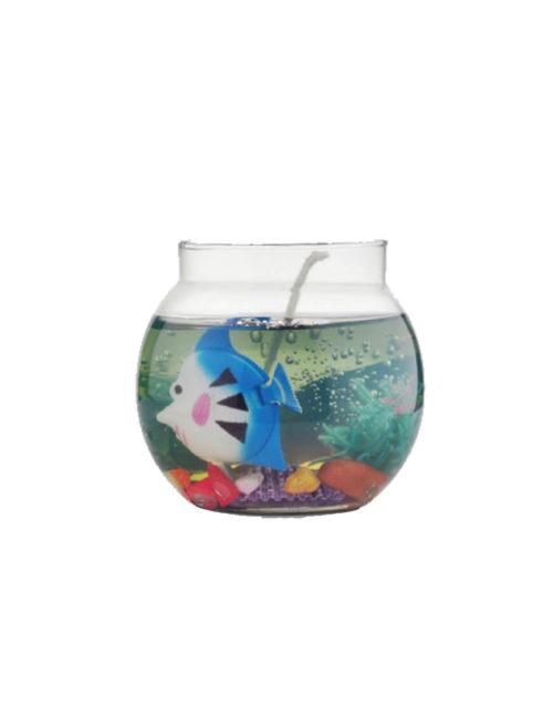 aquarium gel candle