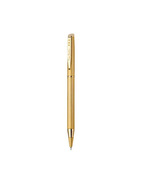 Pierre Cardin Beverly Hills Satin Gold Ball Point Pen