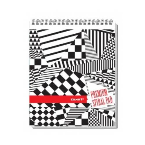 Luxor – Total Spiral Note Pad