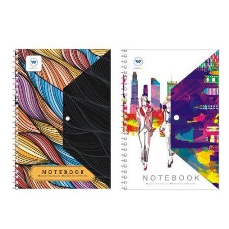 World One – Tich Buttons Notebook WPP – 1318 ( B5 )