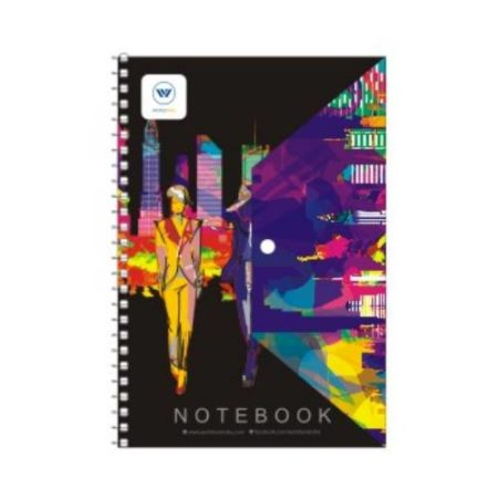 World One – Tich Buttons Notebook WPP – 1320 ( A6 )