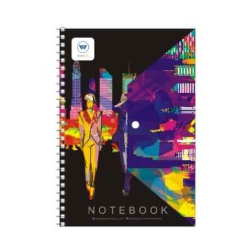 World One – Tich Buttons Notebook WPP – 1320 ( A6 )