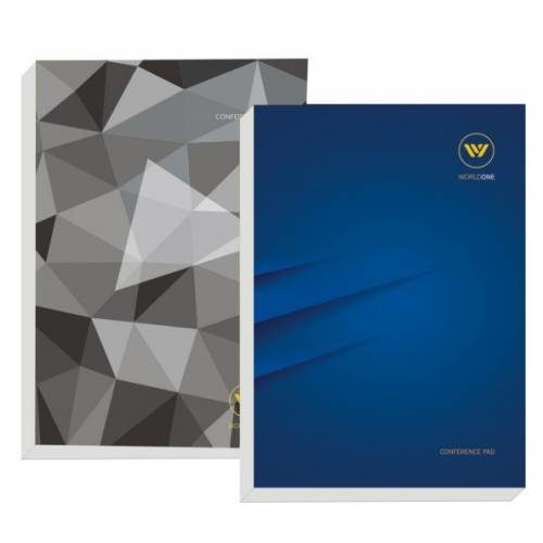 World One - Conference Pad Ruled 10 Sheets (A5) WPE - 1209