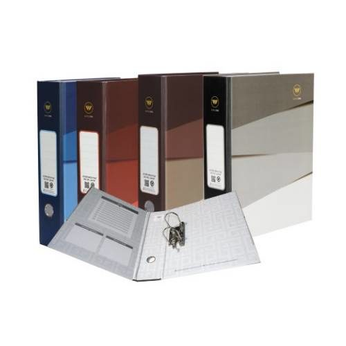 World One - Lever Arch File (PAPER+PAPER) - LA419F