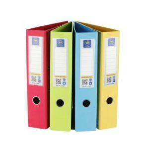 World One - Lever Arch File (PVC+PVC) - LA409F-1