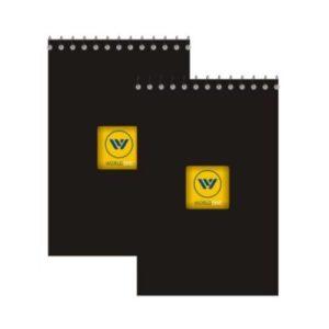 World One - Pocket Wiro Ruled Notepad- WPE 1220