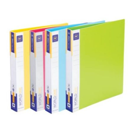 World One - Ring Binder(4-25-D) - RB401