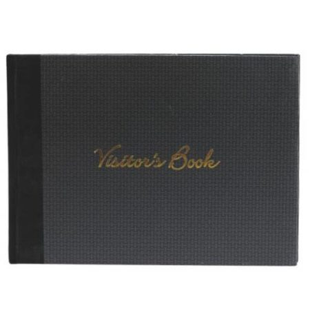 World One - Visitors Book WPP - 1327