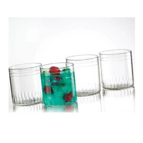 Borosil Leo Glass Set - 305 ML