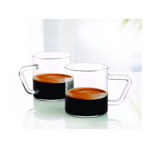 Borosil Espresso Mug Set Of 6