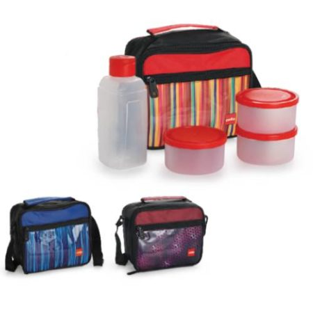 Cello Go 4 Eat Lunch packs (3 Container)