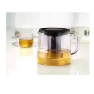 Borosil Carafe With SS Strainer - 1000 ML