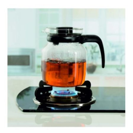 Borosil Carafe with Strainer in Lid - 650 ML