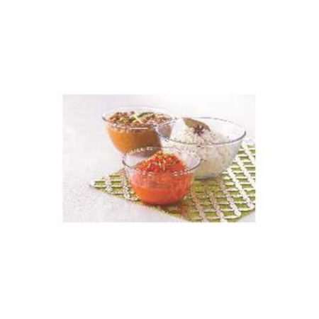 Borosil Sets of 3 Mixing Bowl Without Lid