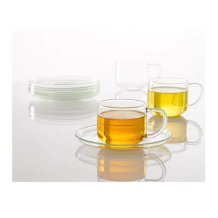 Borosil Piccolo Cup & Saucer Set