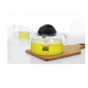 Borosil Carafe With Glass Handle - 1200 ML