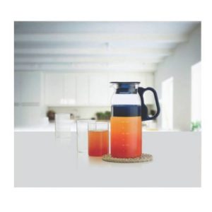 Borosil Marina Jug Glass Handle1000 ML