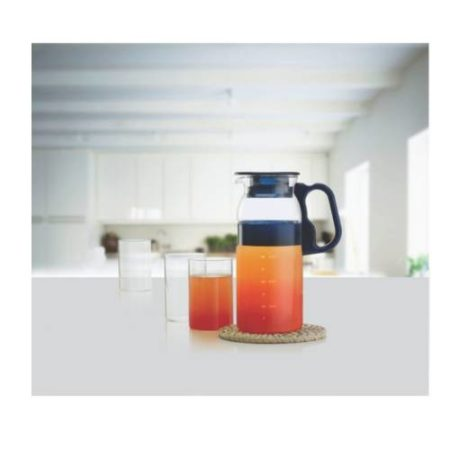 Borosil Aqua Marina Jug Set of 2