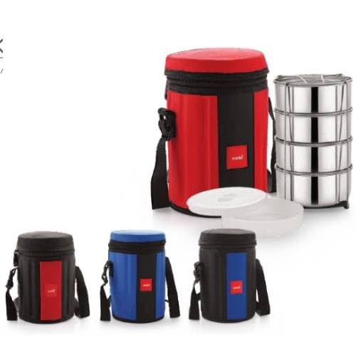 Cello Kingstone Lunch Packs (4 Container)