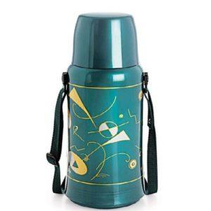 Cello Orchid Belt Flask