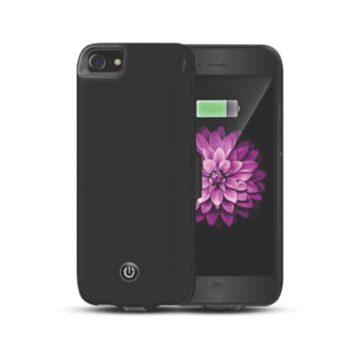 on sale 2a432 57e3d Pebble iPhone 6/7/8 Charging Case