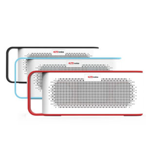 Potronics SoundGrip Easy Hold Portable Bluetooth Stereo Speaker