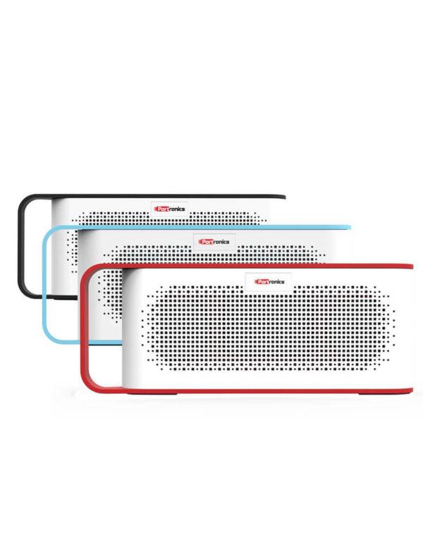 Potronics SoundGrip Easy Hold Portable Bluetooth Stereo Speaker