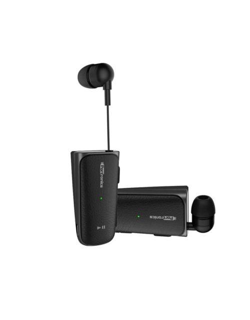 Portronics Harmonics Klip II Retractable In-Ear Bluetooth Earphones