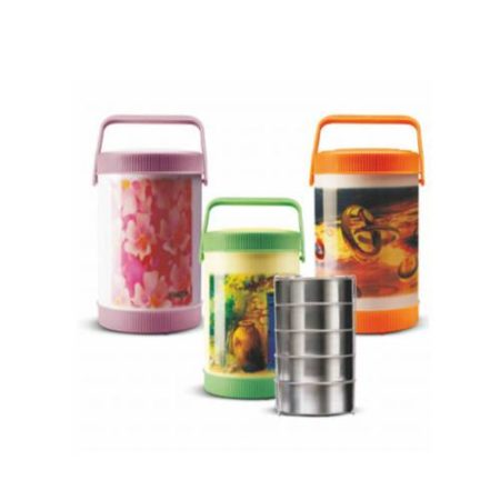 Milton Senator 5 Containers Lunch Box
