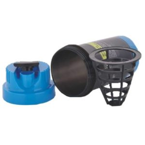 Shake Me Steel Multi Utility Shaker Bottle
