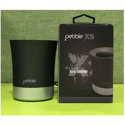 Pebble XS - Wireless Portable Bluetooth Speaker With Microphone