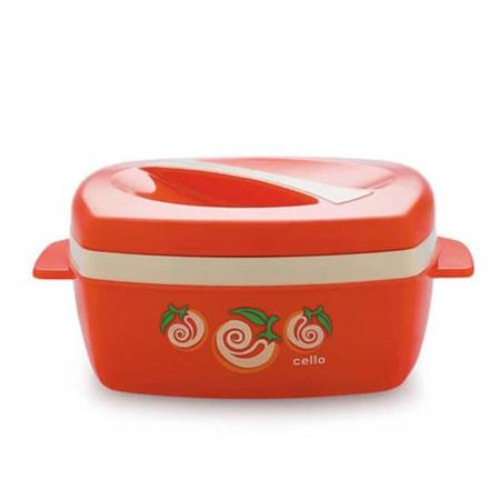 Cello Quadra Plastic Casserole