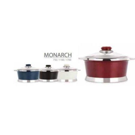 Cello Insulated Hotpot Monarch Set (3-Pieces)
